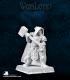Warlord: Crusaders - Sir Broderick, Justicar with Hammer