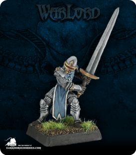 Warlord: Crusaders - Templar Unforgiven Grunt (painted by Anne Foerster)