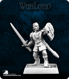 Warlord: Crusaders - Ivy Crown Skirmisher Adept