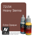Vallejo Game Color: Acrylic Paint - Heavy Sienna (17ml)