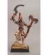 Warlord: Nefsokar - Khufu, Warlord (painted by Anne Foerster)