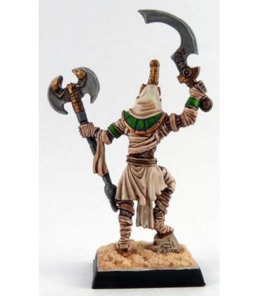 Warlord: Nefsokar - Khufu, Warlord (painted by Brian Brodeur)