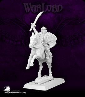 Warlord: Nefsokar - Ah'Radivh, Mounted Captain