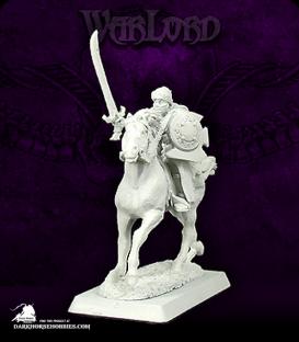 Warlord: Nefsokar - Anwar, Mounted Sergeant