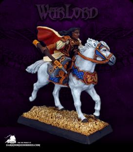 Warlord: Nefsokar - Ibrahim, Mounted Hero
