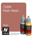 Vallejo Game Color: Acrylic Paint - Flesh Wash (17ml)