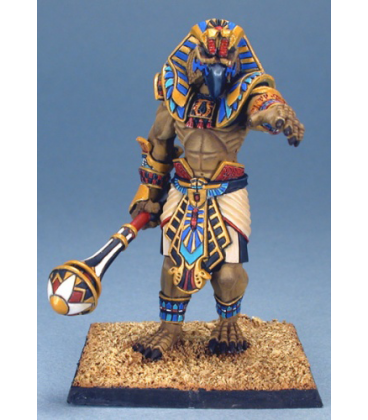Warlord: Nefsokar - Sokar's Avatar, Solo (painted by Anne Foerster)