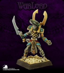 Warlord: Nefsokar - Chosen of Sokar II, Sergeant (painted by Rex McKinley)