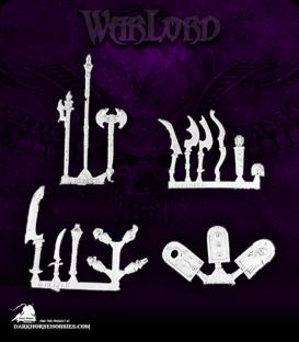 Warlord: Nefsokar - Nefsokar Weapons Pack