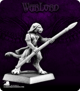 Warlord: Nefsokar - Daughter of Sekhmet