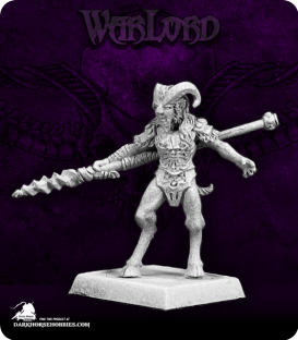 Warlord: Tembrithil - Tanwylen, Satyr Sergeant