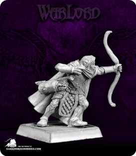 Warlord: Tembrithil - Galdanoth, Elven Sniper