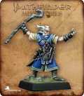 Pathfinder Miniatures: Ezren, Iconic Male Human Wizard