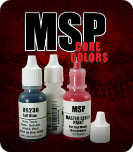 MSP Core Colors