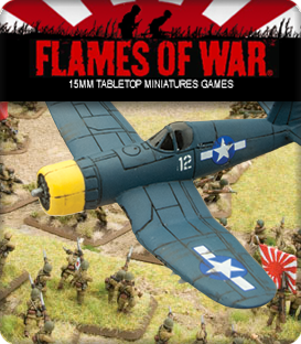 Flames of War: WWII Pacific Theater