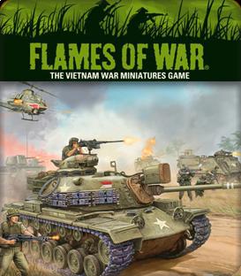 Flames of War: Vietnam War Army of the Republic of Vietnam (ARVN)