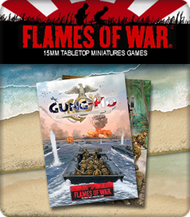 Flames of War: WWII Pacific Theater Rules and More