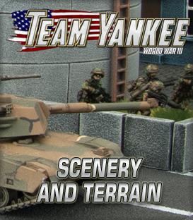 Team Yankee Terrain