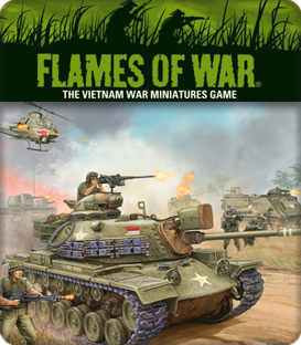 Flames of War: Vietnam War Rules and More