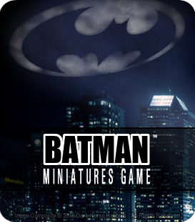 Batman Miniatures Game