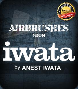Iwata Airbrushing