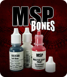 MSP Bones Colors