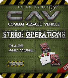 C.A.V. [Strike Operations] Rules and More