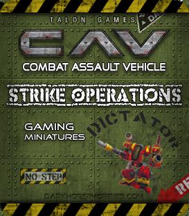 C.A.V. [Strike Operations] Miniatures