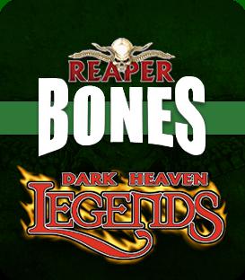 Dark Heaven Legends Bones