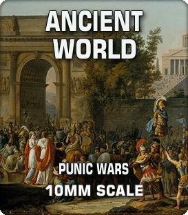 Punic Wars (220-146BC)