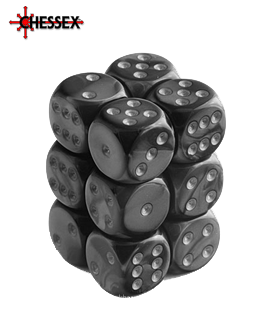16mm 6 Sided Dice Sets