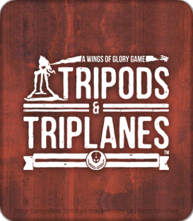 Tripods & Triplanes Tripod Packs