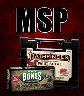 MSP Paint Sets