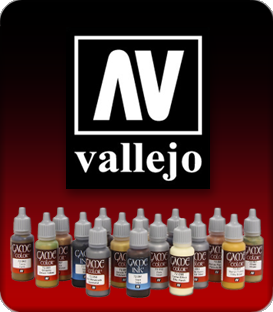 Acrylicos Vallejo Paints
