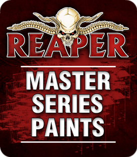 Reaper Master Paints
