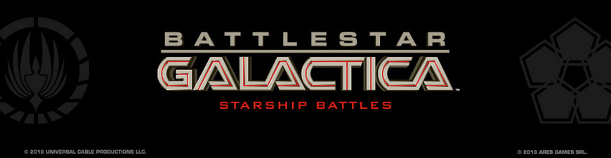 Shop Dark Horse Hobbies for your Battlestar Galactica - Starship Battles Game Miniatures and Supplies