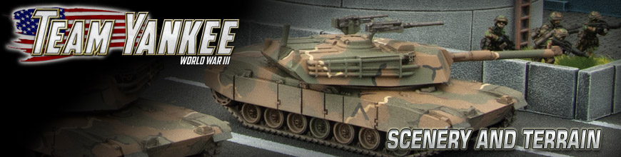 Shop for Battlefield in a Box: Team Yankee Terrain, Miniatures, Models and Game Supplies at Dark Horse Hobbies - Today!