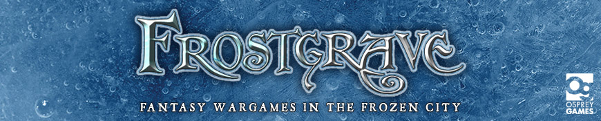 Shop Dark Horse Hobbies for Frostgrave Fantasy Skirmish Tabletop Wargame Miniatures, Scenery, Monsters and More!