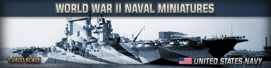 Shop Dark Horse Hobbies for 1:2400 Scale World War II United States Naval Wargame Products - Today!