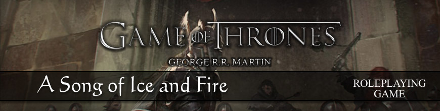 Shop for A Song of Ice and Fire Roleplaying Game products for A Game of Thrones RPG at Dark Horse Hobbies... Today!
