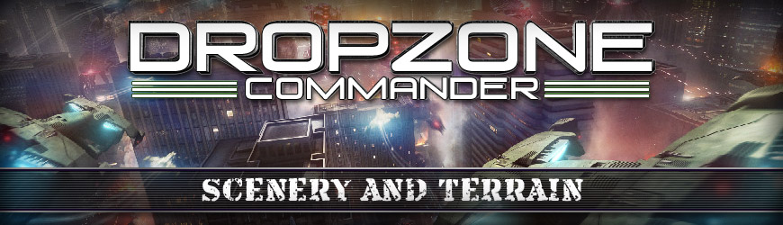 Shop Dark Horse Hobbies for your Dropzone Commander Game Miniatures and Supplies