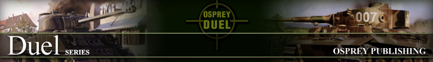 Shop Dark Horse Hobbies for your Duel Series Military History Books by Osprey Publishing - Today!
