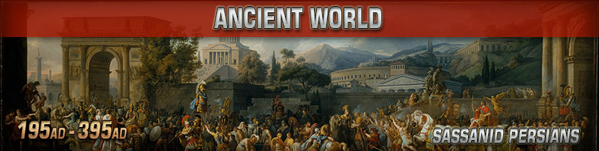 Shop Dark Horse Hobbies for 10mm Late Imperial Rome - Persian Miniatures products - Today!