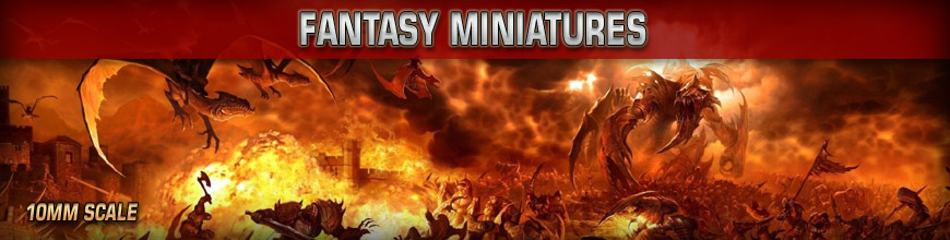 Shop for 10mm Fantasy Tabletop Gaming Miniatures at Dark Horse Hobbies - Today!