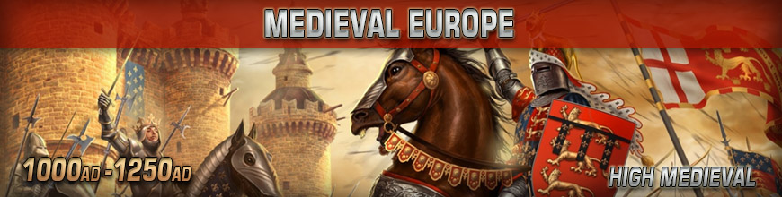 Shop Dark Horse Hobbies for 10mm European High Medieval Miniatures products - Today!