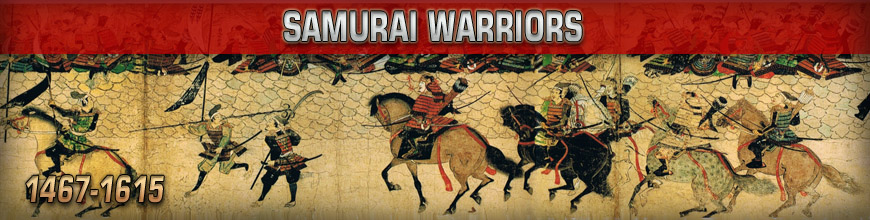 Shop for 10mm Samurai Warriors Gaming Miniatures at Dark Horse Hobbies - Today!