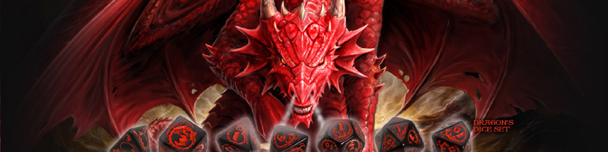 Shop Dark Horse Hobbies for Dragon Dice Sets by Q-Workshop - Today!
