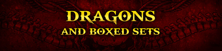 Shop for your Dragons and Boxed Sets Miniatures at Dark Horse Hobbies... Today!