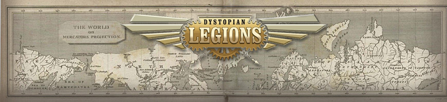 Shop for your Dystopian Legions Game Miniatures at Dark Horse Hobbies - Today!