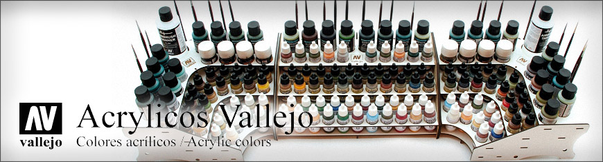 Shop Dark Horse Hobbies for Acrylicos Vallejo Hobby Paints and save - Today!
